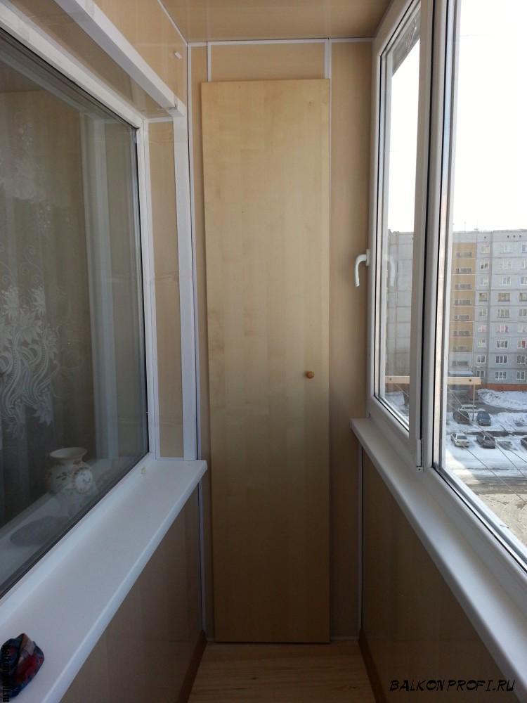 Внутренняя отделка балконов и лоджий балконпрофи.