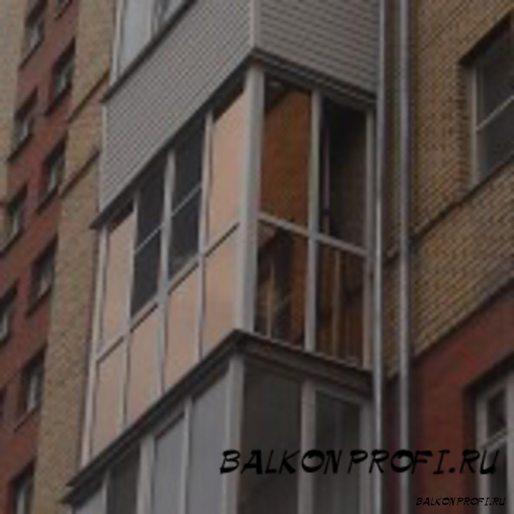 Балконы фото - фотогалерея с нашими работами балконпрофи.